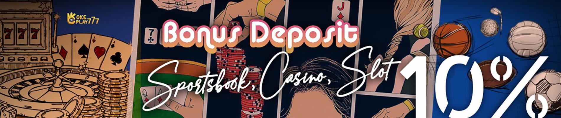 Bonus Deposit